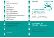 A detailed Agenda of the Symposium can be - PaediaCRO