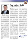 Neuer Gemeinderat stellt sich vor,Seite 5 Baufortschritt - Rohrbach ... - Page 3