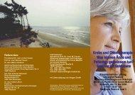 Programm als pdf-file - Hämatologie und Onkologie Rostock