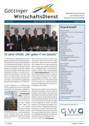 080304_Goettinger_Wirtschaftsdienst - LMC Logistik ...