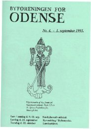 september 1995 - Byforeningen for Odense