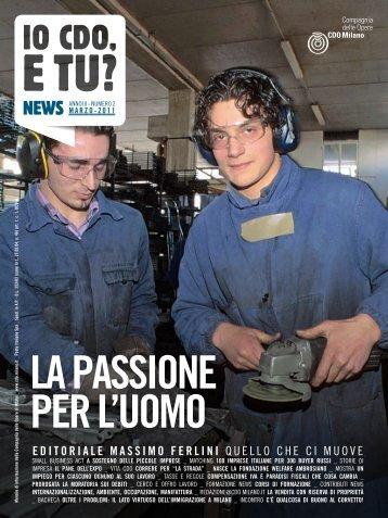 scarica il numero di marzo 2011 - CdO Milano