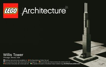 Willis Tower - Lego