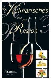 Kulinarisches aus der Region - Badische Neueste Nachrichten