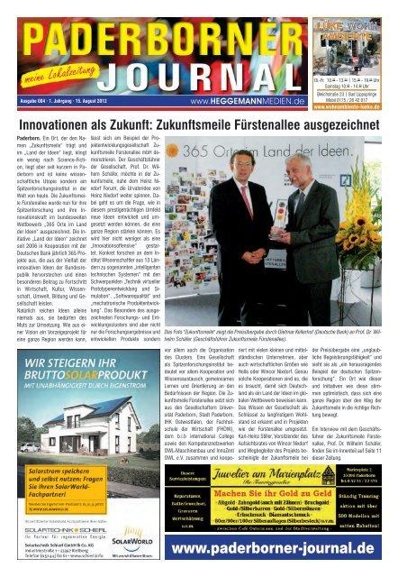 Bad Lippspringe Druck + Verlag Heggemann