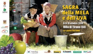 Brochure Sagra 2010 - Discoveryalps