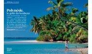 Le figaro magazine - Pacific Beachcomber