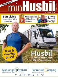 Läs nyaste tidningen! - Min Husbil i Sverige