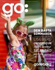 go:teborg Sommar 2012 - Göteborg