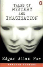 Tales of Mystery and Imagination - english for eso and bachillerato