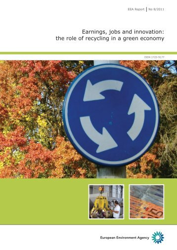 Earnings, jobs and innovation: the role of recycling in a green ...