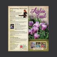 Azalea Trail brochure - Tyler Convention and Visitors Bureau