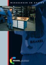 werkbanken 2005 - Brakel Industrials
