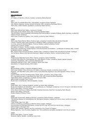 Mark Lewis Solo Exhibitions: 2012 Art Gallery of Hamilton, Ontario ...
