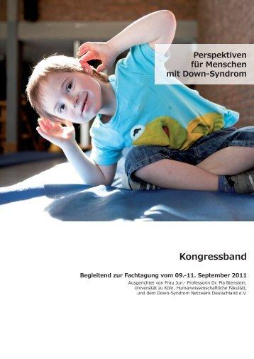 Kongressband - Universität zu Köln