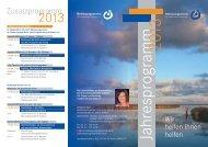 Jahresprogramm 2013 - Betreuungsverein Lebenshilfe Koblenz eV