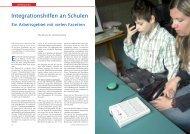 Unterstützte Kommunikation 04/2010 - UK und Schulbegleitung