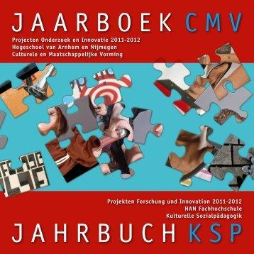 Jaarboek CMV 2012 - Hogeschool van Arnhem en Nijmegen