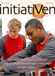 Initiativen - Leben mit Behinderung