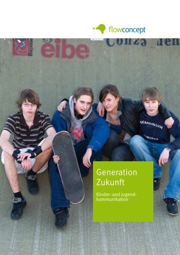 Generation Zukunft - flowconcept Agentur für Kommunikation GmbH