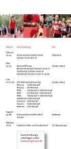 Veranstaltungs-Flyer 2011 - LAZ Giessen Stadt und Land - Seite 3