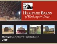 Heritage Barns of Washington