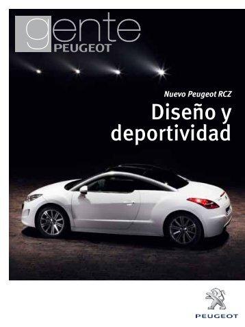 Diseño y deportividad - Peugeot Chile