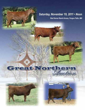 Saturday, November 19,2011•Noon Red Horse Ranch - Gilchrist ...