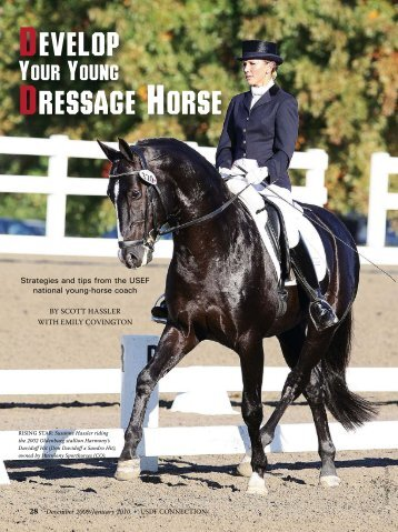 PPCO Twist System - United States Dressage Federation