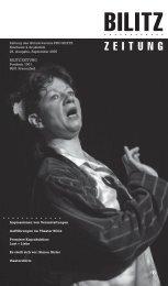Nr.29 / September 2005 - Theater Bilitz