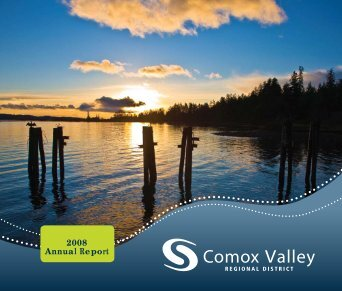 2008 Annual Report - Comox Valley Regional District