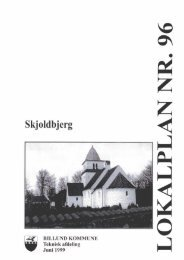 Lokalplan 96, Skjoldbjerg - Billund Kommune