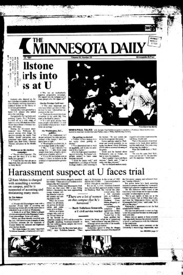 Download PDF - The Minnesota Daily