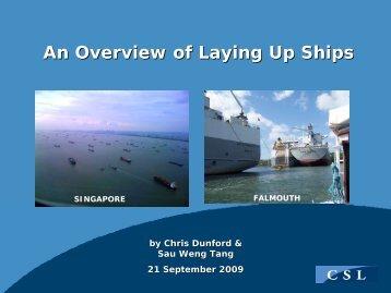 CSL Vessel Layup Presentation