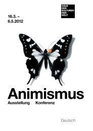 Guide zum Animismus-Programm (Druckversion) PDF / 1751 kb