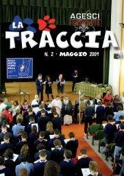Scarica La Traccia (PDF 4,5MB) - Agesci Piemonte