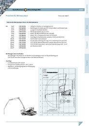 52m 46m/1 46m/2 36m 31m 28m, 24m - Baustoffzentrum Olten ...