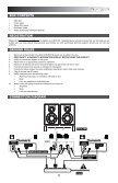 NDX 200 - Quickstart Guide - v1.4 - Numark - Page 3