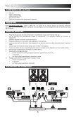 NDX 200 - Quickstart Guide - v1.4 - Numark - Page 6