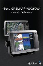 Serie GPSMAP® 4000/5000 - Garmin
