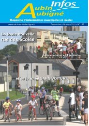 Sept-Oct 2011 - Saint-Aubin-d'Aubigné