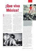 Machuca Latinoamérica febril La piedra mágica Paz con sabor a ... - Page 7