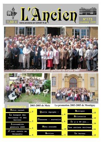 Sommaire - Académie de Nancy-Metz