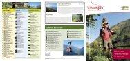 Vinschger Höhenweg - Ferienregion Obervinschgau