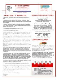 Newsletter Term 4 Week 4 2011