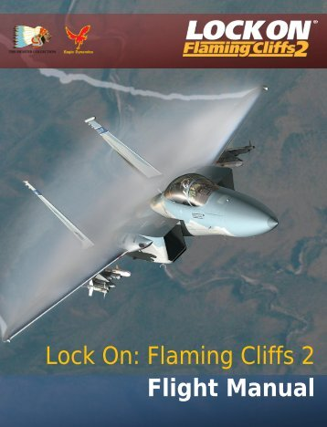 Amazon. In: buy lock on flaming cliffs 2 flight manual book online.