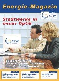 Kundenzeitung Herunterladen - Stadtwerke Willich