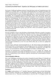 Lernzirkel im Berufsfeld Metall – Ergebnisse einer ... - Publikationen