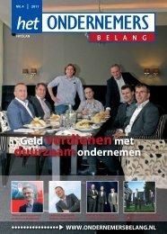 Het Ondernemersbelang Friesland nummer 4-2011
