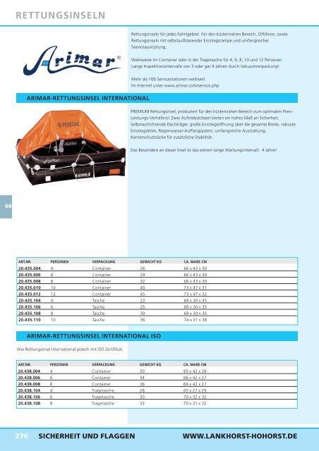 2010_LNK_Cover DU - BCK Bootsservice und Ersatzteile GmbH